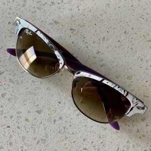 Vintage Limited Edition Ray-Ban Clubmasters